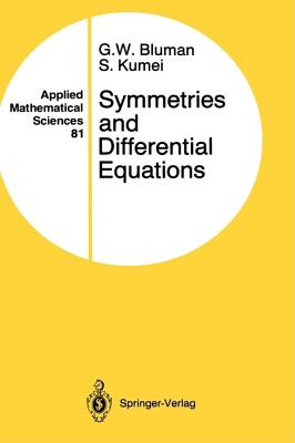 Image for Symmetries And Differential Equations