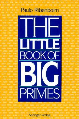 The Little Book of Big Primes, Ribenboim, Paulo