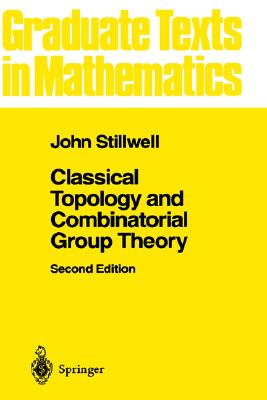 Image for Classical Topology And Combinatorial Group Theory