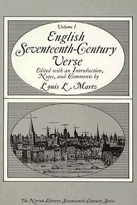 Image for English Seventeenth-Century Verse