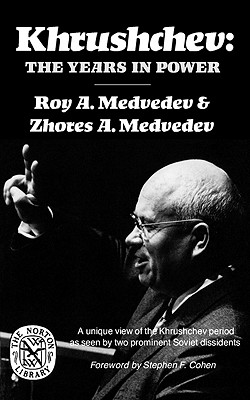 Image for Khrushchev: The Years in Power (Norton Library)