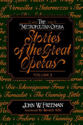Image for STORIES OF THE GREAT OPERAS THE  METROPOLITAN OPERA