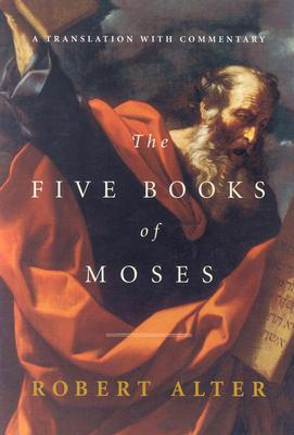 Image for FIVE BOOKS OF MOSES, THE