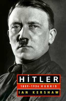 Image for Hitler: 1889-1936 Hubris