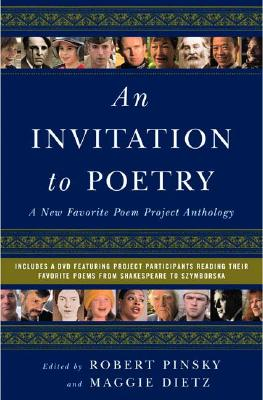 Image for An Invitation to Poetry: A New Favorite Poem Project Anthology