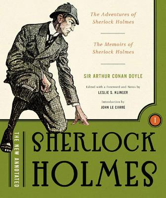 Image for The New Annotated Sherlock Holmes, Volume 1: The Adventures of Sherlock Holmes & the Memoirs of Sherlock Holmes (non-slipcased edition)