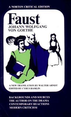 Image for Faust: A Tragedy (Norton Critical Editions)