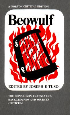 Image for Beowulf: The Donaldson Translation, Backgrounds and Sources, Criticism