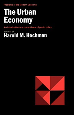 Image for Urban Economy (Problems of the Modern Economy)