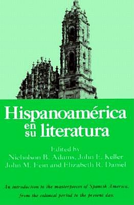 Image for Hispanoamerica En Su Literatura