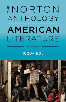 Image for The Norton Anthology of American Literature (Ninth Edition) (Vol. Volume B)