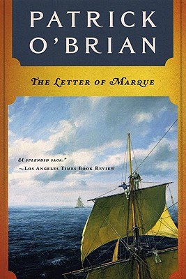 The Letter of Marque, PATRICK O'BRIAN