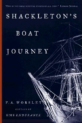 Shackleton's Boat Journey, Worsley, Frank Arthur