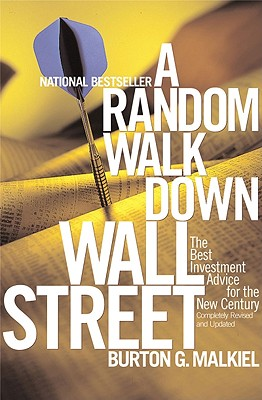 A Random Walk Down Wall Street; Including a Life-Cycle Guide to Personal Investing, Malkiel, Burton G.