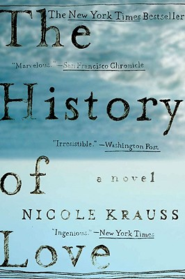 The History of Love, Krauss, Nicole