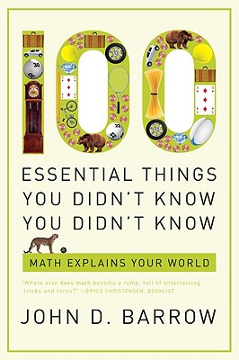 Image for One Hundred Essential Things You Didn't Know You D