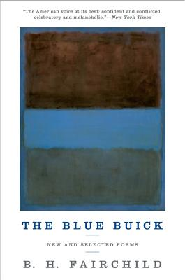 Image for The Blue Buick: New and Selected Poems