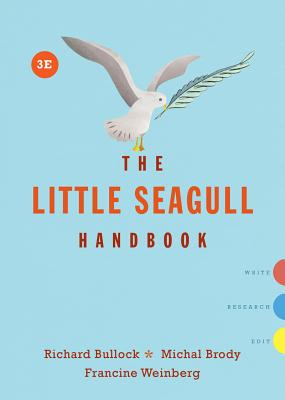 Image for The Little Seagull Handbook (Third Edition)