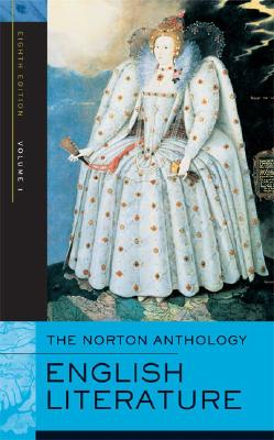 Image for The Norton Anthology of English Literature, 8th Edition, Volume 1