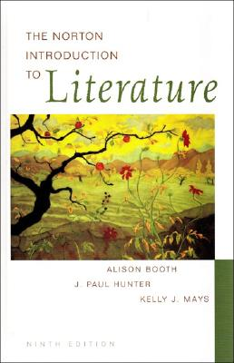 Image for The Norton Introduction to Literature