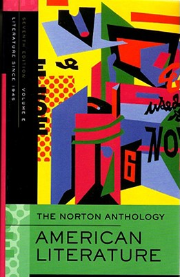 Image for The Norton Anthology of American Literature: Volume E: 1945 to the Present