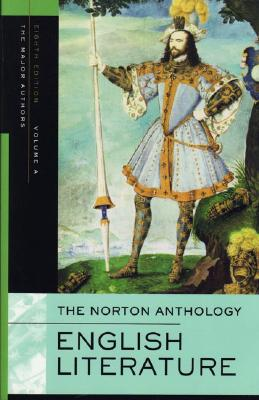 Image for The Norton Anthology of English Literature, Volume A: The Middle Ages through the Restoration and the Eighteenth Century
