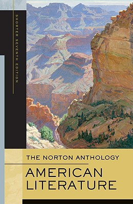 Image for The Norton Anthology of American Literature (Shorter Seventh Edition)