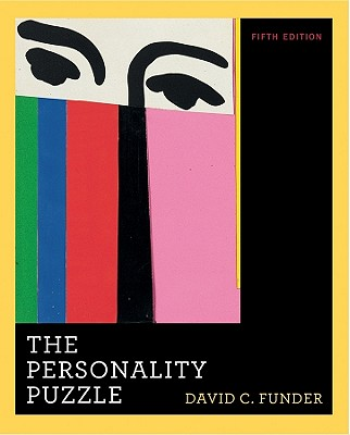 The Personality Puzzle (Fifth Edition), David C. Funder