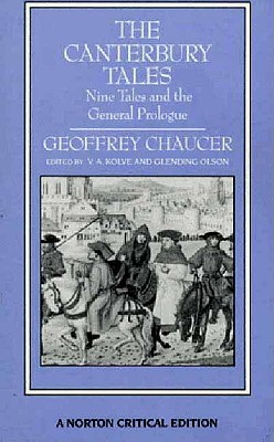 Image for The Canterbury Tales: Nine Tales and the General Prologue (Norton Critical Editions)