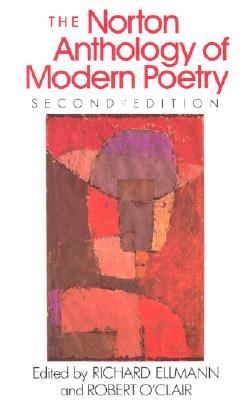 Image for The Norton Anthology of Modern Poetry
