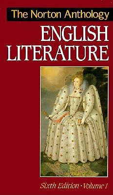 Image for The Norton Anthology of English Literature, Vol. 1