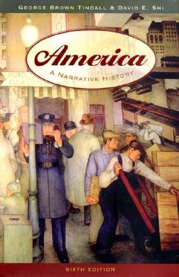 Image for America: A Narrative History (Vol 1)