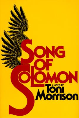 Song of Solomon, Morrison, Toni