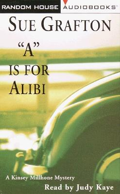 Image for A Is for Alibi