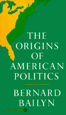 Image for The Origins of American Politics