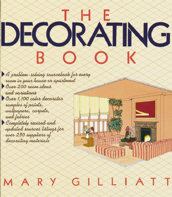 The Decorating Book, Gilliatt, Mary