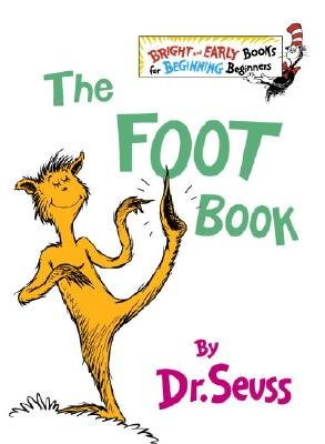 Image for The Foot Book (Bright and Early Books for Beginning Beginners)