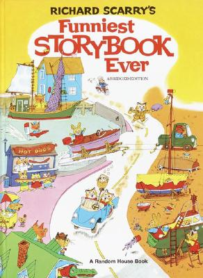 Image for Richard Scarry's Funniest Storybook Ever!