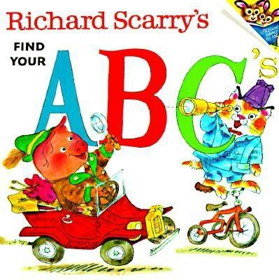 Image for FIND YOUR ABC'S