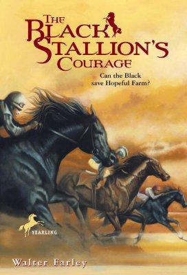 Black Stallions Courage, WALTER FARLEY