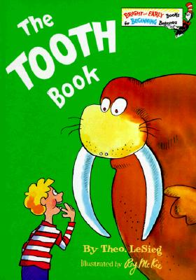 Image for The Tooth Book (Bright & Early Books(R))
