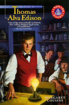Image for Story of Thomas Alva Edison