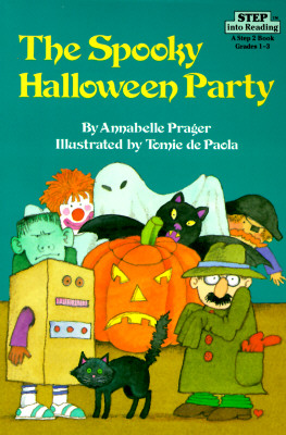 Image for The Spooky Halloween Party (Step into Reading)