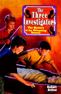 Image for The Mystery of the Whispering Mummy (Three Investigators Classics)