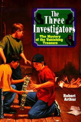 Image for The Three Investigators in The Mystery of the Vanishing Treasure (The Three Investigators, No. 5)