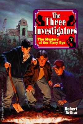 Image for The Mystery of the Fiery Eye (Three Investigators Classics, Book 7)
