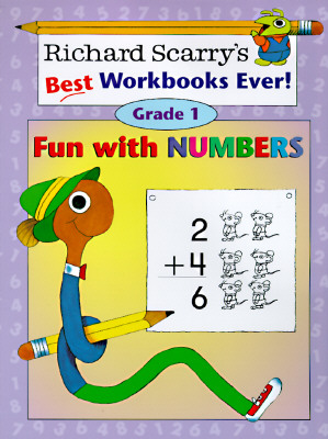 Image for Richard Scarry's Best Workbooks Ever - Grade 1 - Fun With Numbers