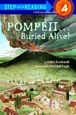 Image for Pompeii...Buried Alive! (Step-Into-Reading, Step 4)