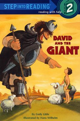 David and the Giant (Step-Into-Reading, Step 2), Emily Little