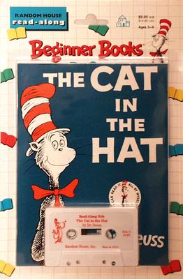 Image for The Cat in the Hat (Beginner Book and Cassette Library/1-audio Cassette)